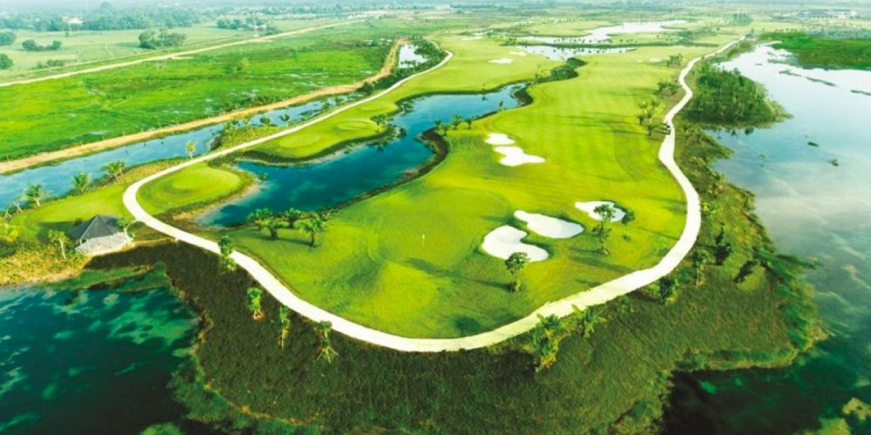 Dự án Biệt Thự Sân Golf West Lakes Golf & Villas