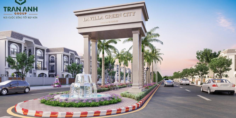 KHU ĐÔ THỊ LAVILLA GREEN CITY TÂN AN - TẬP ĐOÀN TRẦN ANH
