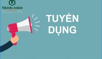 Tuyển dụng NVKD Tập Đoàn Trần Anh T.3/ 2020