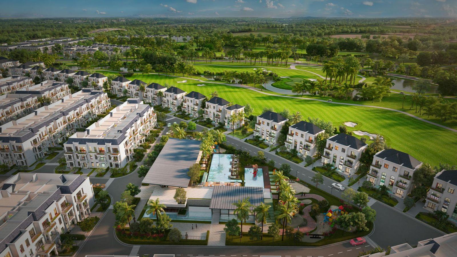 biệt-thự-West-Lakes-Golf-&-Villas