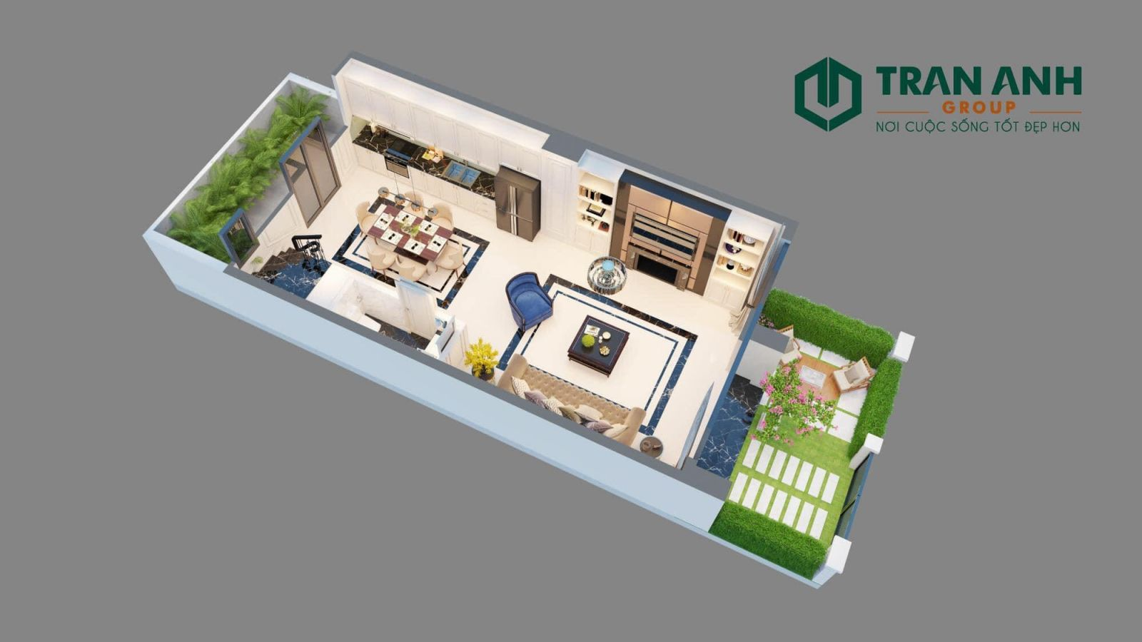 nhà-phố-phúc-an-garden-tầng-1
